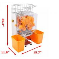 China Automatic Orange Juicer Machine/Industrial Orange Juice Extractor Price on sale