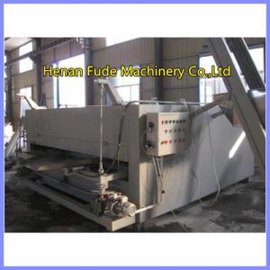 China flour coated peanut oven, coated peanut roasting machine on sale