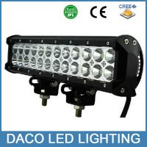 Quality 4800LM 72W led light bar wholesale