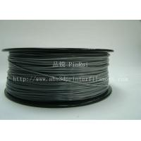 Cheap Custom Color Changing abs and makerbot pla filament 1.75 / 3.0mm Grey to white for sale