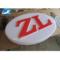 Buy cheap Outdoor Round PVC 3d Vacuum Forming UV Retardarce Aluminum Tooling Mold from wholesalers