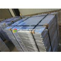 Quality 1000 X 850 Galvanized Steel Walkway Grating Flat Bar For City Road Parking wholesale