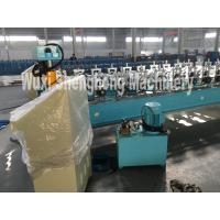 Quality 7.5kw Standing Seam Roll Forming Machine Trapezoidal Sheets wholesale