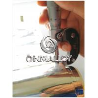 Quality Ohmalloy 4J29 Kovar Strip 0.2mm Thickness For Product Metal - Glass Case wholesale