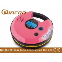 Buy cheap Automatic digital display Air Compressor Digital Tyre Pump With Light from wholesalers