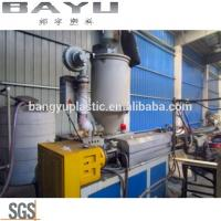 China PA66 GF25 Strip Extruder Machine for Thermal Barrier Aluminum Profile on sale