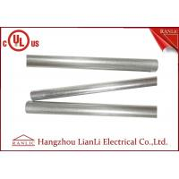 """Quality 1/2"""" EMT Conduit Hot Dip Galvanized 3.05 Meter Length UL Listed White Colore wholesale"""