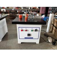 China hand portable plywood or abs edge banding machine with glue made in china on sale