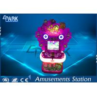 Quality Music Video Hammer Prize Amusement Game Machines For Indoor / Outdoor wholesale