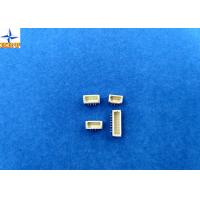 Quality 1.0mm Pitch SH wafer Connectors, top entry type SMT shrouded header with tin-plated pin wholesale