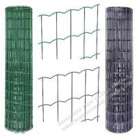 Quality Plastic Coated Welded Wire Mesh Rust - Resistant For Sport Yard / Residential wholesale