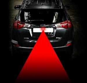 China Anti-Fog Anti-collision laser LED  Fog Light Car Warning Radiation Light on sale