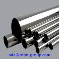 Cheap Steel Schedule 160 Pipe ASTM A790 / 790M S31803 2205 / 1.4462 1 - 48 inch for sale