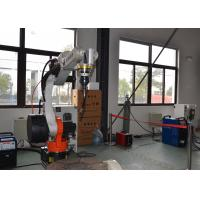 Buy cheap Vertical Arc Welding Robot in Euro For Steel Cabinet Net Weight 185kg from wholesalers