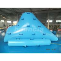 Quality Durable Inflatable Floating Iceberg For Climbing , Kids Inflatable Climbing Mountain wholesale