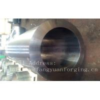 Quality F316H S31609 Stainless Steel Forging Forged Cylinder  Seamless Pipe  Flange wholesale