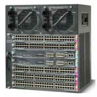 Quality Manageable Cisco Chassis Switch , Cat4500 E Series 6 Slot Chassis WS-C4507R+E= wholesale