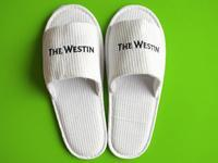 Cotton Waffle Slippers Jys-009