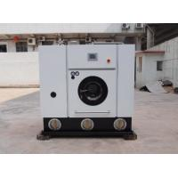 Quality Steam /  Electric Heated Automatic Dry Cleaning Machine 6kg - 25kg  For Laundry Shop wholesale