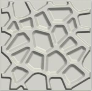 Cheap Deep Empaistic Wallpaper 3D Decorative Wall Panels Household Sofa Background for sale