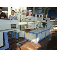 Quality Spiral Steel Wire Reinforced PVC Pipe Extrusion Machine One Stop Service wholesale
