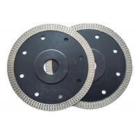 """Quality 4"""" Grid Type Thin Diamond Cutting Disk / Porcelain Tile Cutting Disc wholesale"""