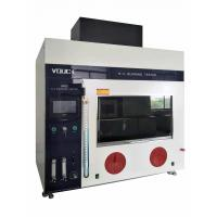 Buy cheap Auto Flammability Testing Equipment , Vertical Flammability Test For Plastics Ul from wholesalers