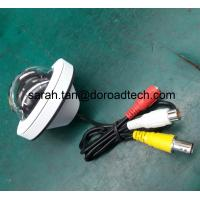 China Bus Security Mini Metal CCTV Cameras, With Audio Output on sale