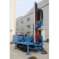 Quality Crawler Chassis Anchor Drilling Rig Holding Shackle , Jet-grouting Drilling wholesale