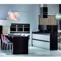 Cheap 2015 new design small high gloss small kitchen design for sale