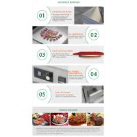 Commercial burger grill electric stove for kitchen
