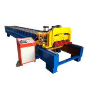 Buy cheap CE Standard Steel Roofing Sheet Forming Machine with Safe Cover from wholesalers