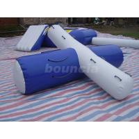 Quality 0.9mm PVC Tarpaulin Inflatable Water Totter For Pool wholesale