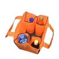 China PP non woven bottle bag on sale