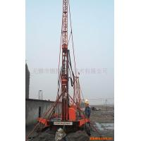 Quality Crawler Drilling Skid Mounted Drilling Rig Jet Grouting Skid Mounted For Geological Drill wholesale