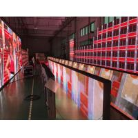 China High Brightness Outdoor Advertising Led Display Screen, Football Stadium LED Display on sale