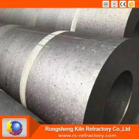 Quality Low Ash Material Steel Kiln Graphite Electrode High Mechanical Strength Good Antioxidation wholesale