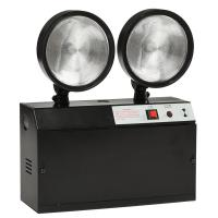 cheap 2w led rechargeable twin spot emergency lights. Black Bedroom Furniture Sets. Home Design Ideas
