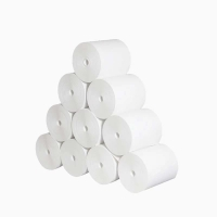 China factory price 80mm 57mm Cash Register Paper Till Receipt Tape Printing Paper Thermal Roll Paper on sale