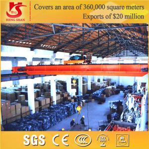Quality Heavy Duty traveling double girder overhead crane wholesale