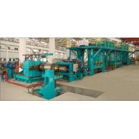 Buy cheap High Efficiency Electrolytic Cleaning Line For Removing Oil / Scrap Iron product