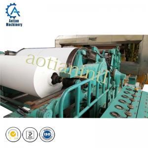 Quality A4 copy paper cultural paper making machine wholesale