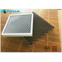 Buy cheap A3003 H18 Aluminum Honeycomb Core , Furniture Usage Honeycomb Material from wholesalers