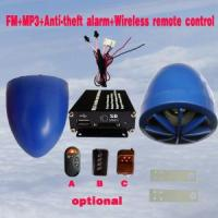 Quality Motorcycle Audio, Anti-Theft Feature (MP-CD-2012A) wholesale