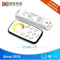 Quality Hot selling T2 R3 Mini CCT dimming LED light controller with touch remote control wholesale