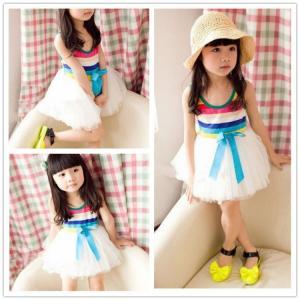 China free sample!!hot sale kid clothes islamic children clothing frozen elsa dress wholesale on sale