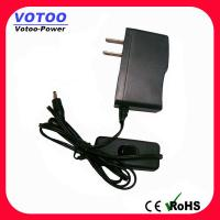 Cheap AC 100V - 240V Switching Power Adapter Converter US Plug 12V 1A DC for sale