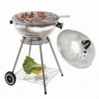 Quality Stainless Steel Charcoal Kettle Grill wholesale