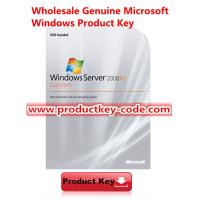 Quality Online Product Key For Windows Server 2008 R2 Standard Online Activation Key FPP Download for sale