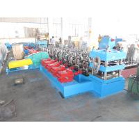 Quality Macedonia Construction Crash Barrier Expressway Guardrail Cold Forming Machine Gearbox Driven 3 mm Plate Thickness wholesale